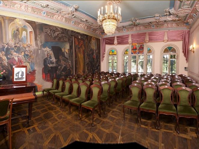 Концертный зал, Дача Шаляпина, Кисловодск