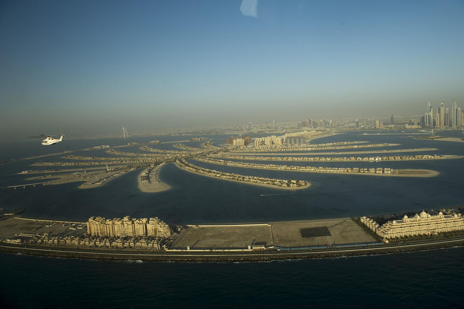 Остров Пальм, Дубай