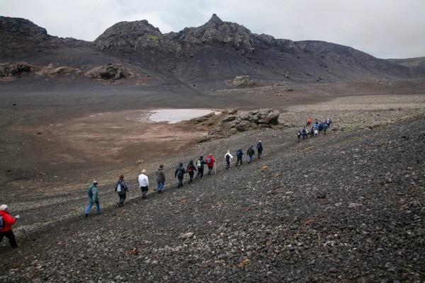 Исландская долина