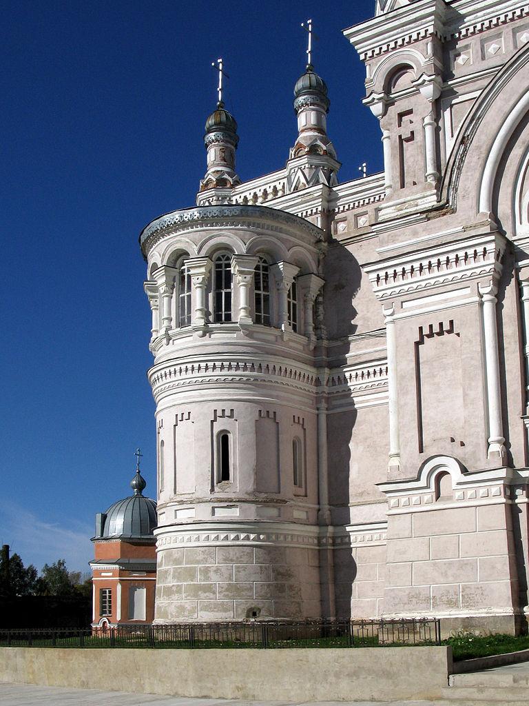 Казанский собор Казанского монастыря (Вышний Волочёк), башня