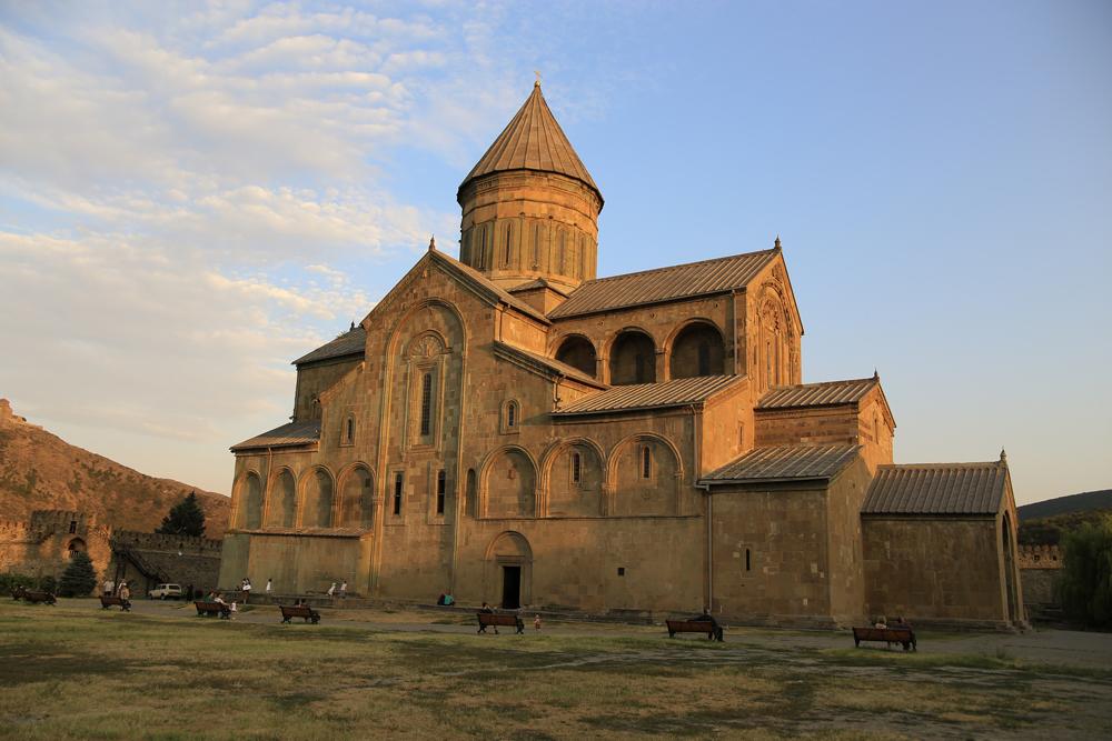 Картинки по запросу монастырь самтавро грузия
