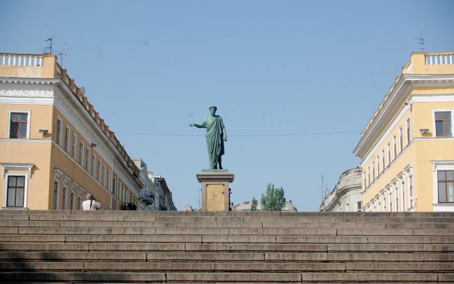 Потёмкинская лестница, Одесса