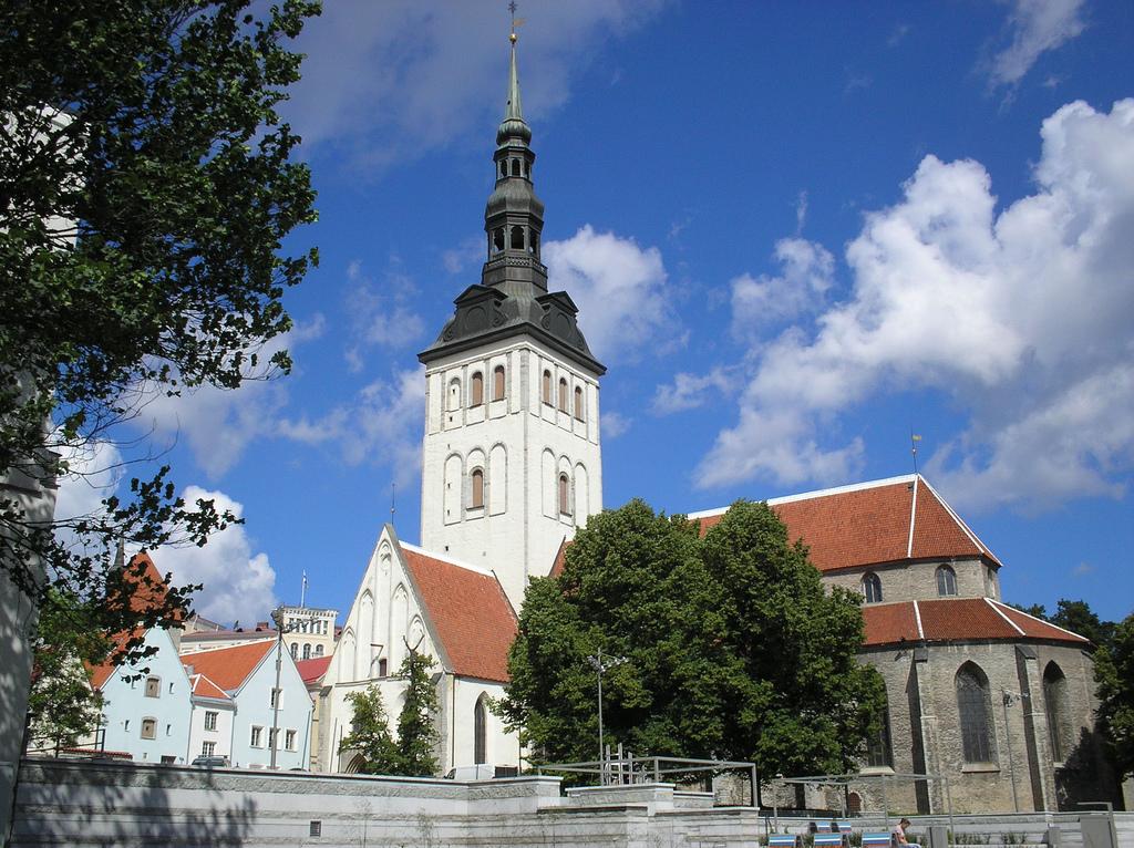 Церковь святого Николая (церковь Нигулисте), Таллин