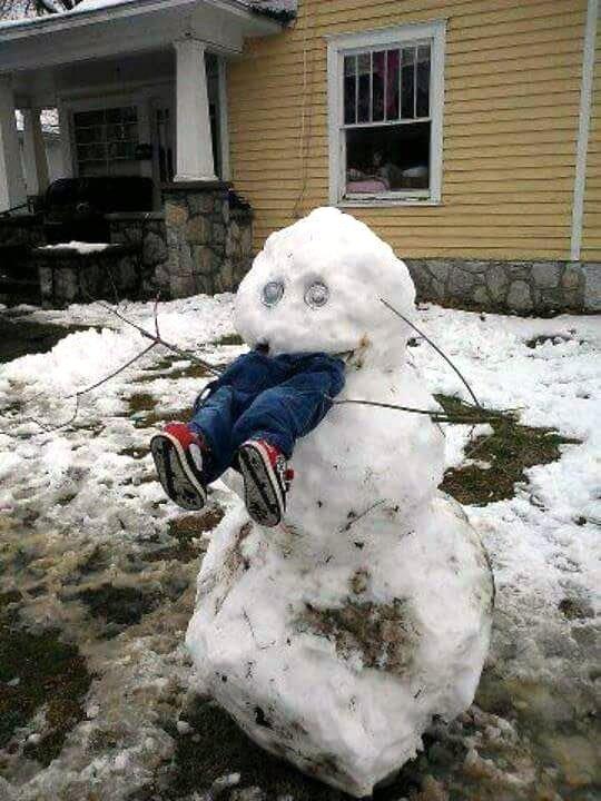 20 креативных снеговиков G.jpg