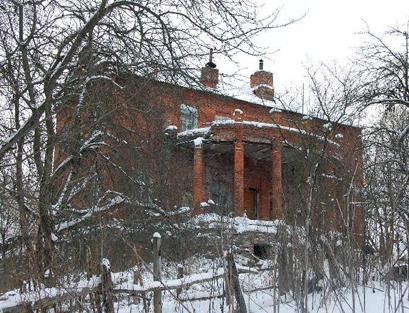 Ахлебинино - усадьба Коншиных в Калужской области
