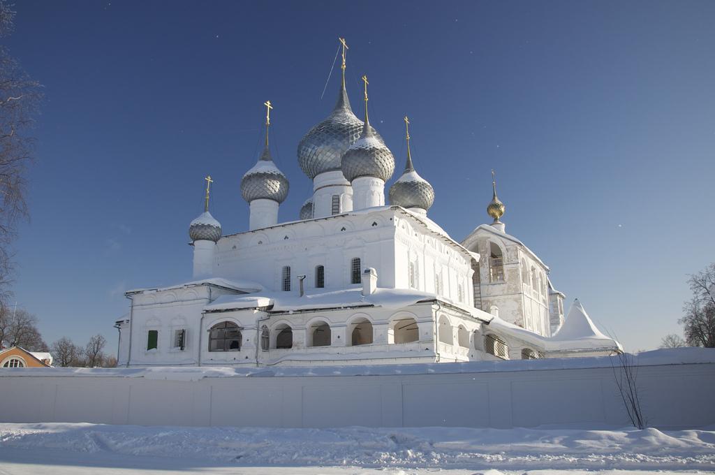 Воскресенский монастырь Углича