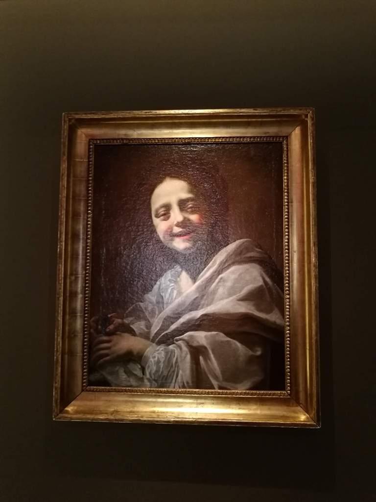 Картины в музее Прадо, Мадрид