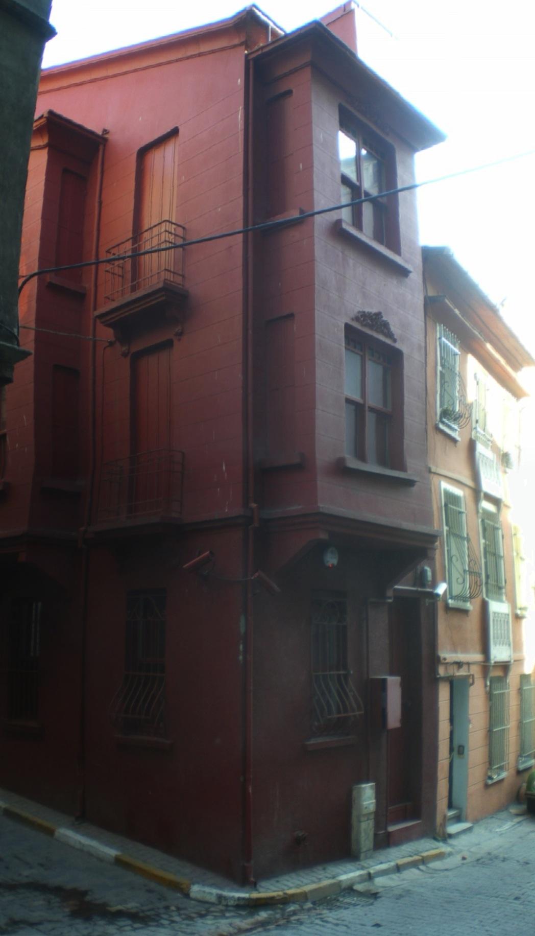 Музей невинности, Стамбул