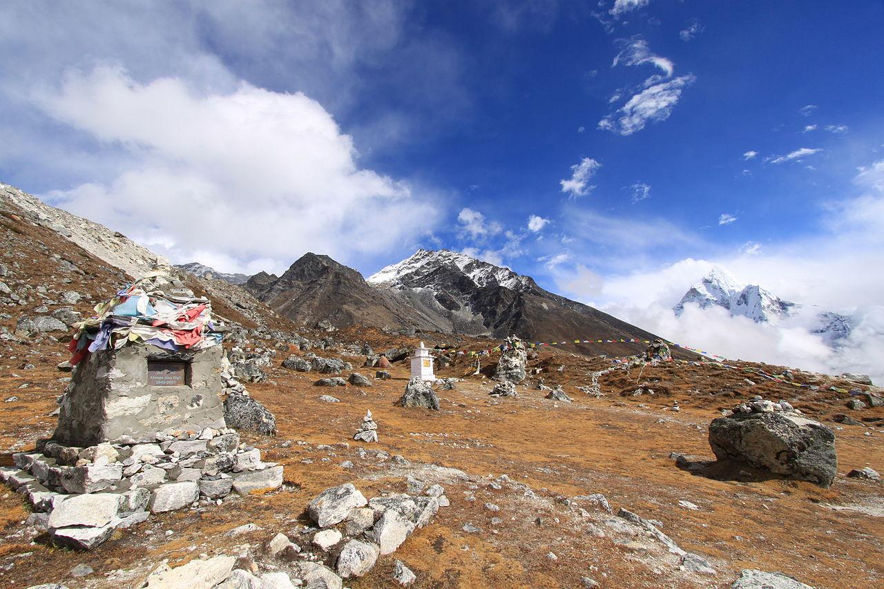 На пути к Эвересту