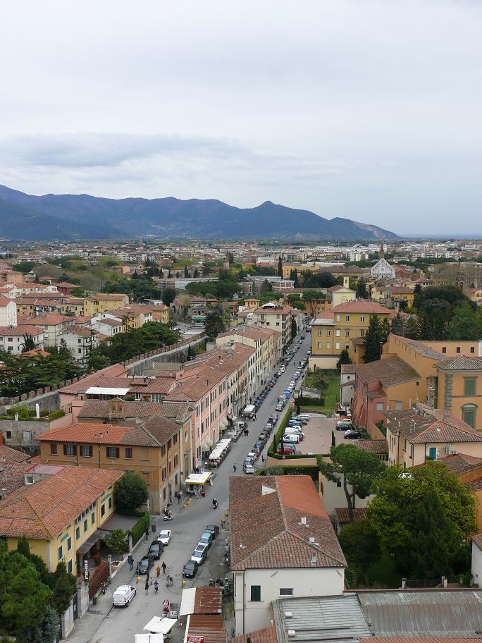 Виды Пизы, Италия