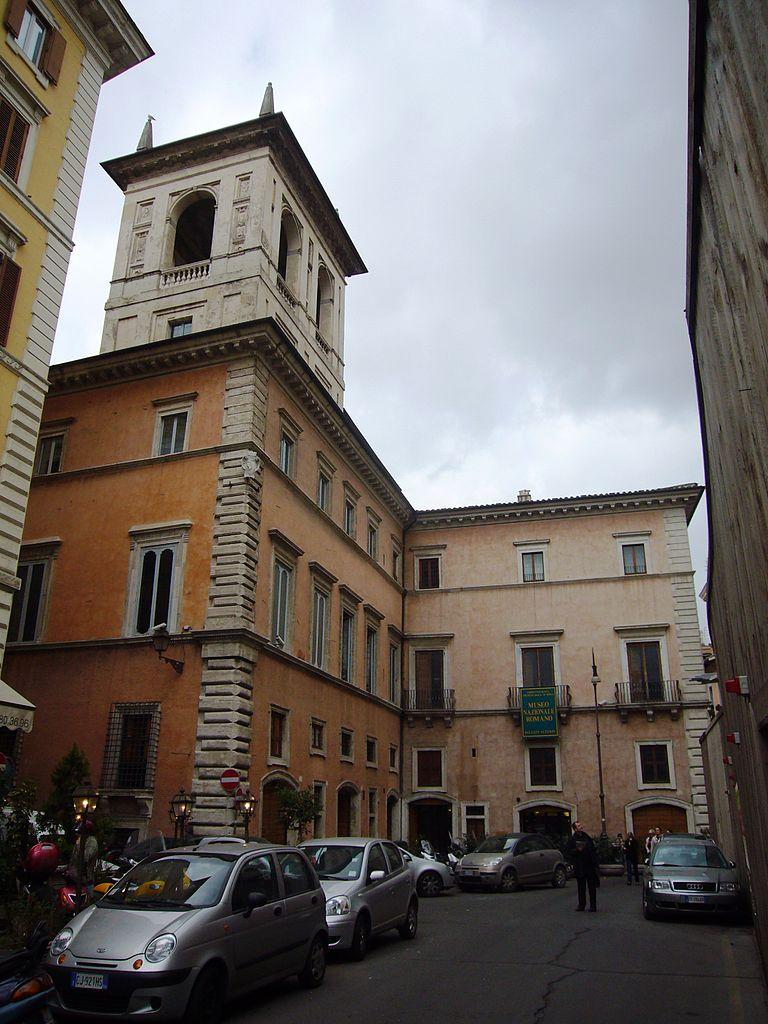 Национальный музей Рима, палаццо Альтемпс
