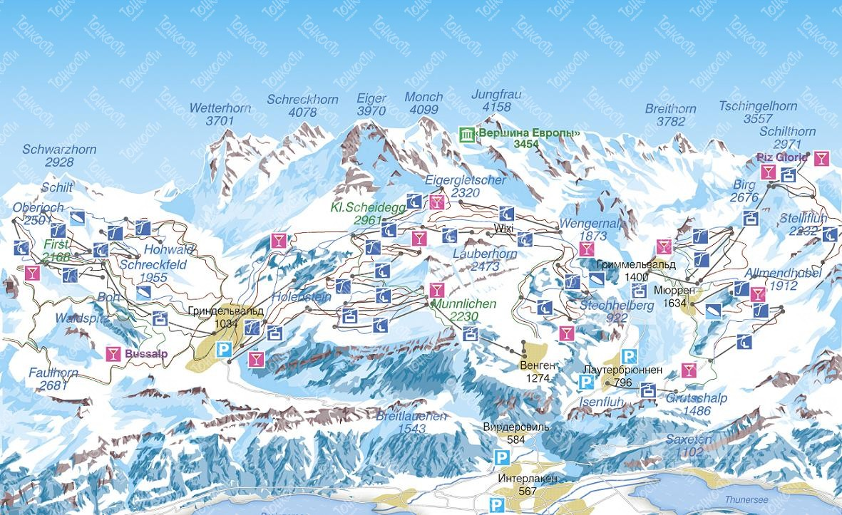 Швейцария отдых в Юнгфрау 2019 Погода в Юнгфрау температура воды и воздуха Туры в Юнгфрау цены 2019