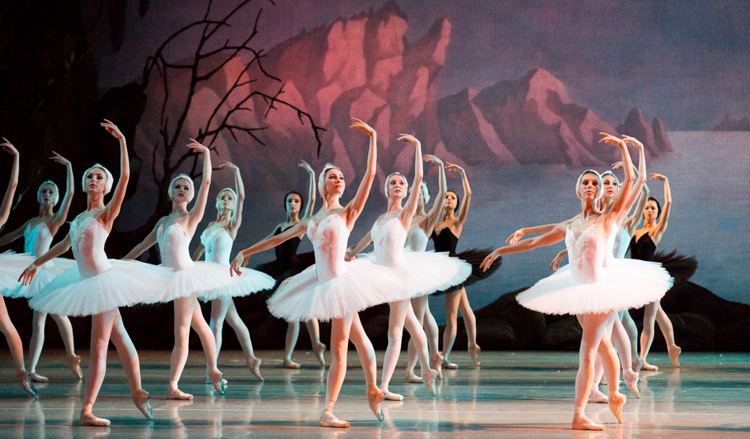 Балет в Мариинском театре, Санкт-Петербург