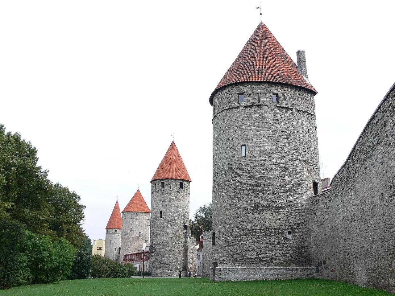 Башня Кёйсмяэ, Таллин