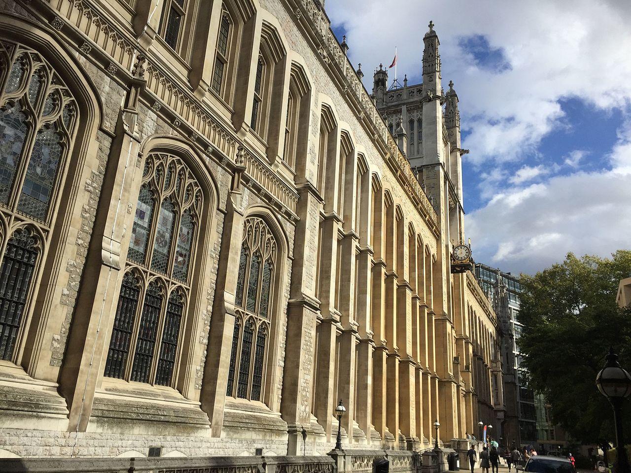 Лондонский университет, библиотека Кингс-колледжа