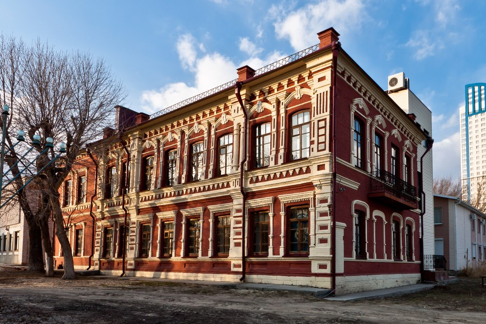 Синагога в Волгограде