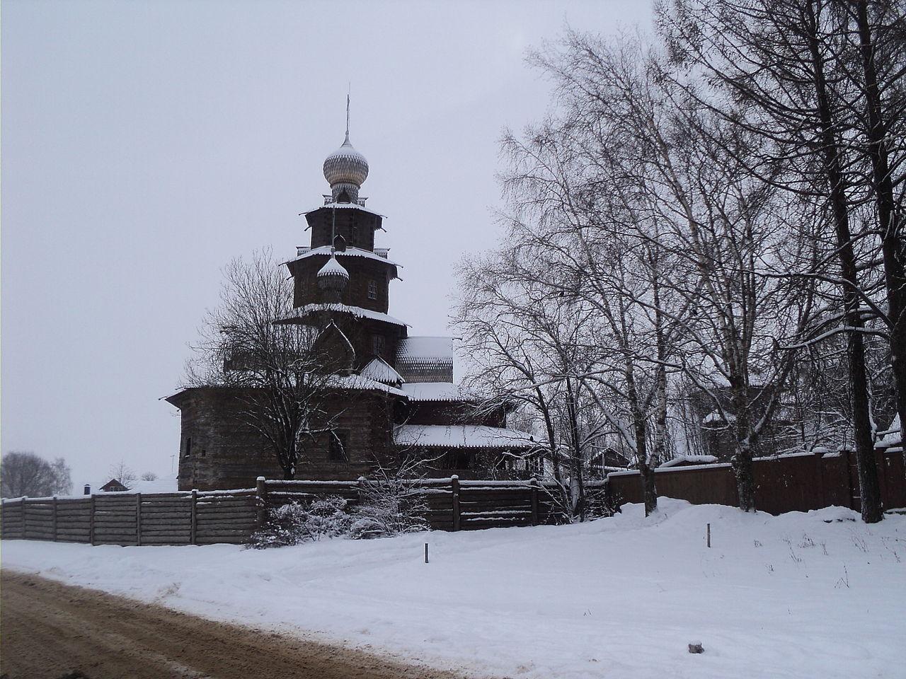 Суздальский кремль, Никольска церковь