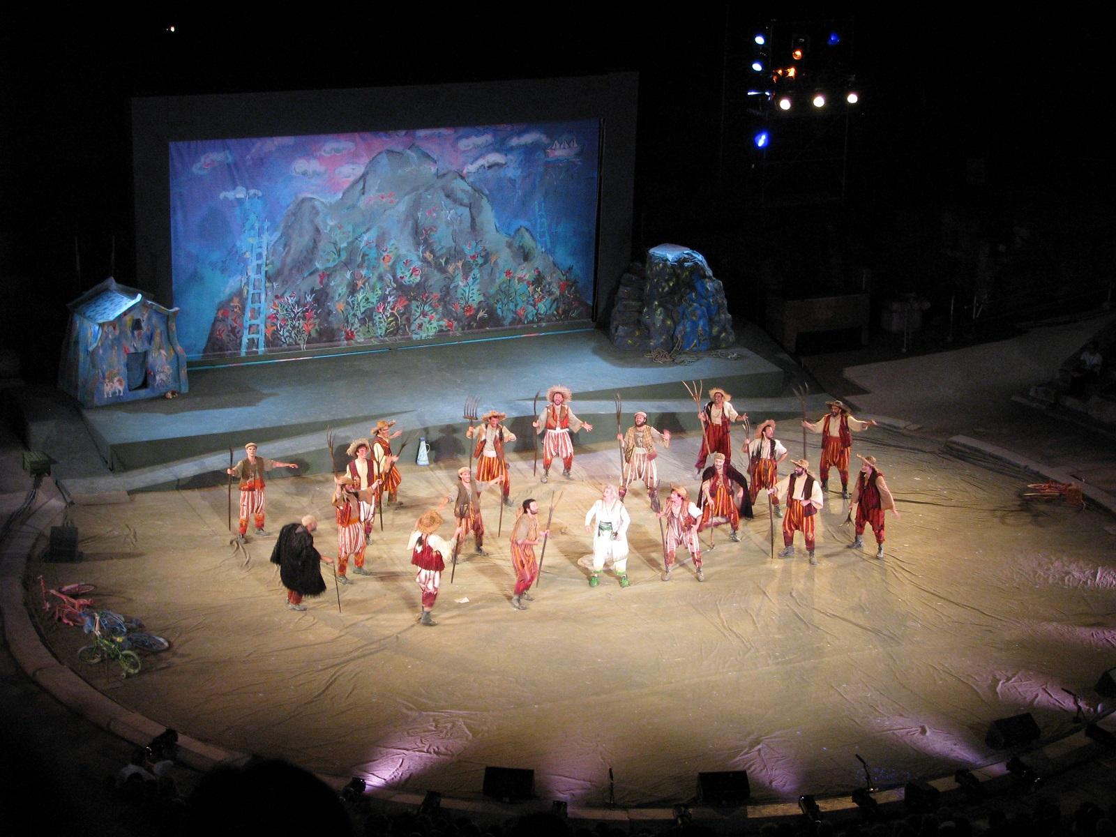 Фестиваль в Эпидавре