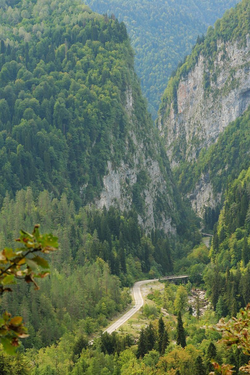 фото горы в абхазии