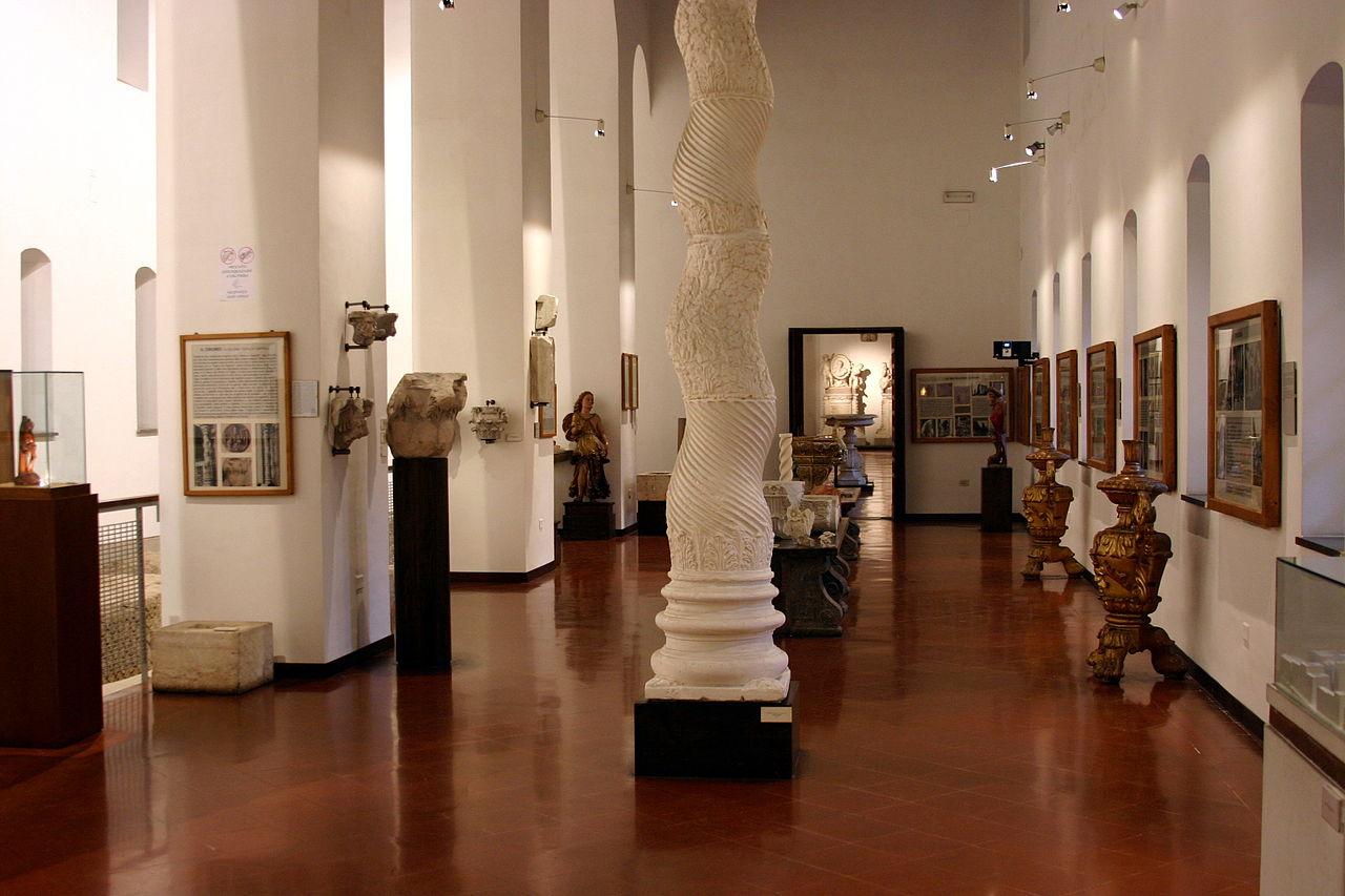 Санта-Кьяра, музей