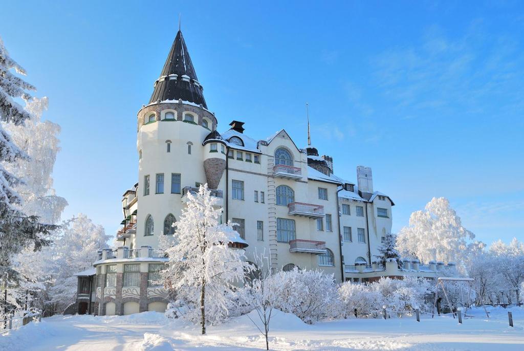 Картинки фото снежная зима в городе