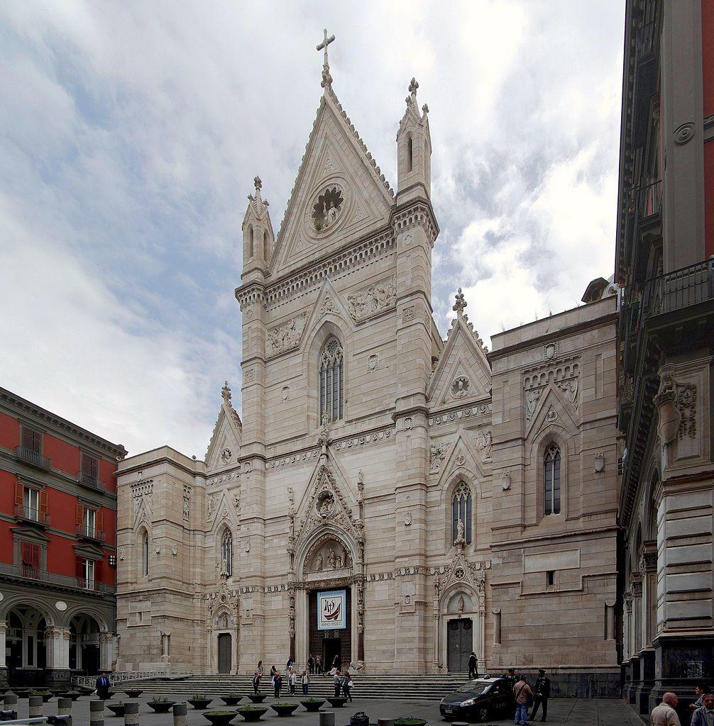 Собор Святого Януария (кафедральный собор), Неаполь