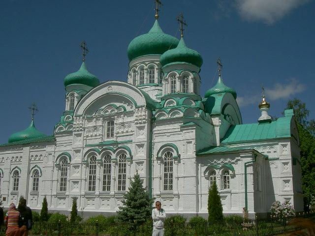 Храм в Раифском монастыре, Казань