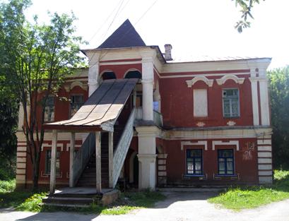 Палаты Макарова в Калуге