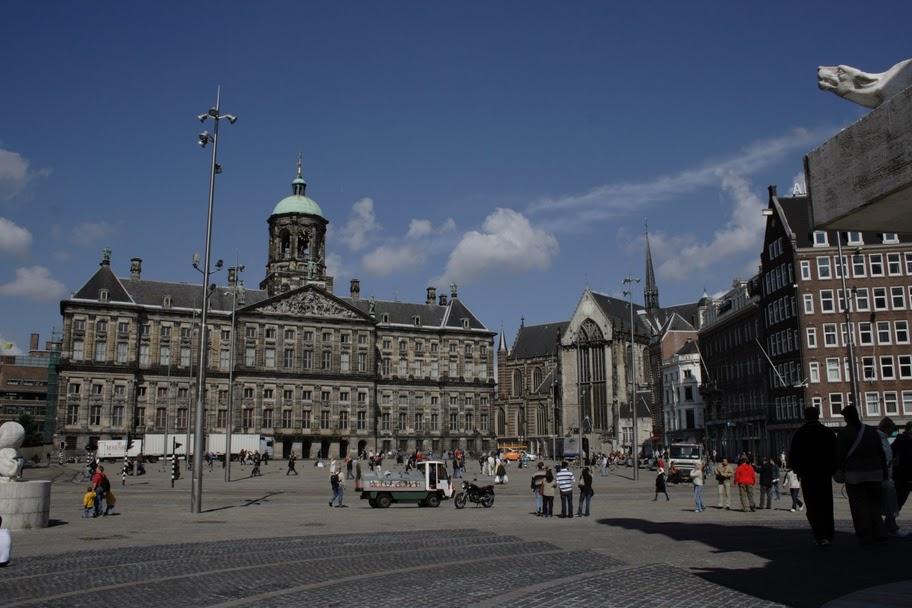 Столица Голландии - Амстердам
