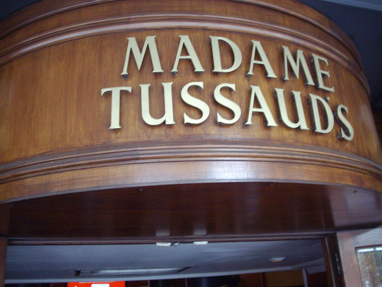Музей мадам Тюссо в Лондоне, вход