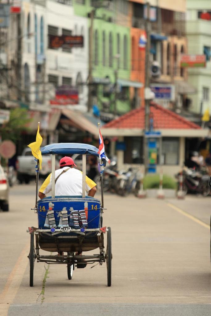 Трехколесный велосипед в Малайзии.jpg