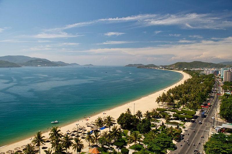 Пляжи Нячанга, Вьетнам - полный список пляжей 9