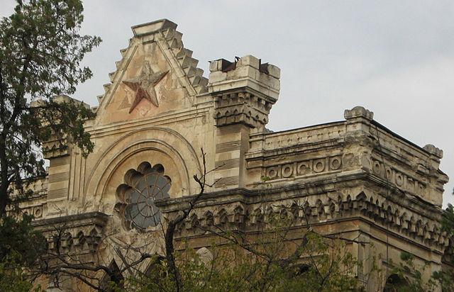 Караимская кенасса, Симферополь