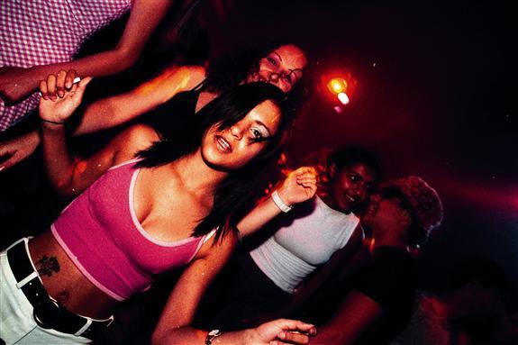 Время ночной дискотеки в Тель-Авиве.JPG