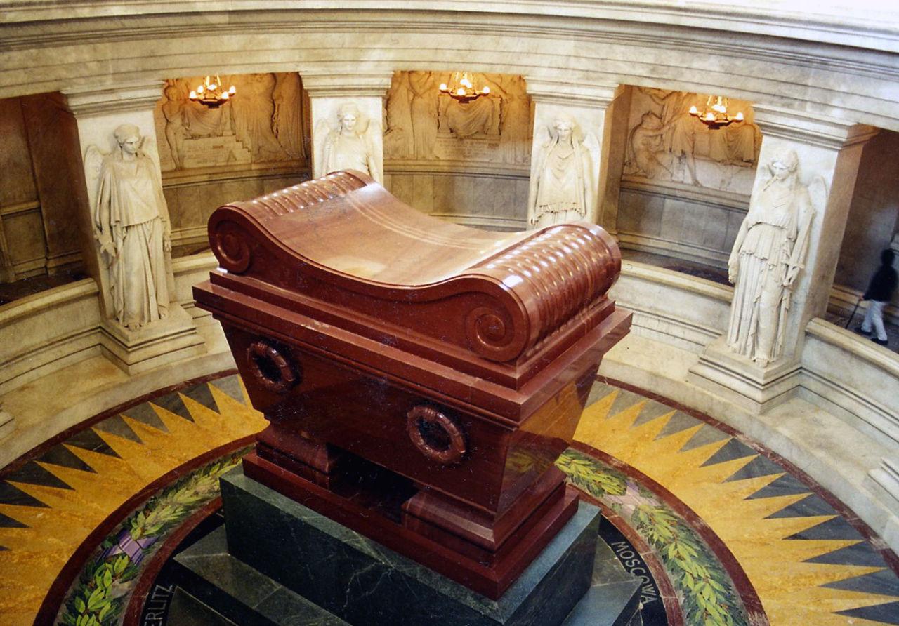 Дом инвалидов, крипта Наполеона I