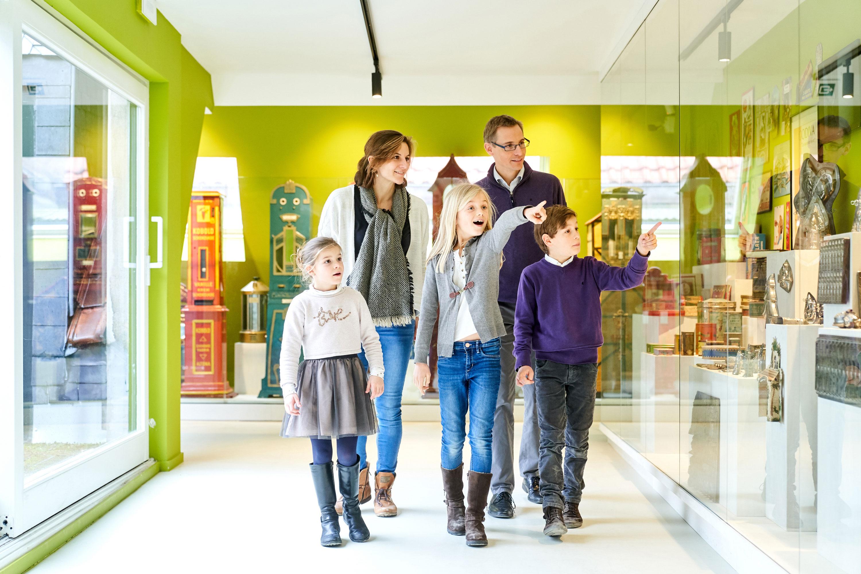 Музей шоколада в Брюсселе