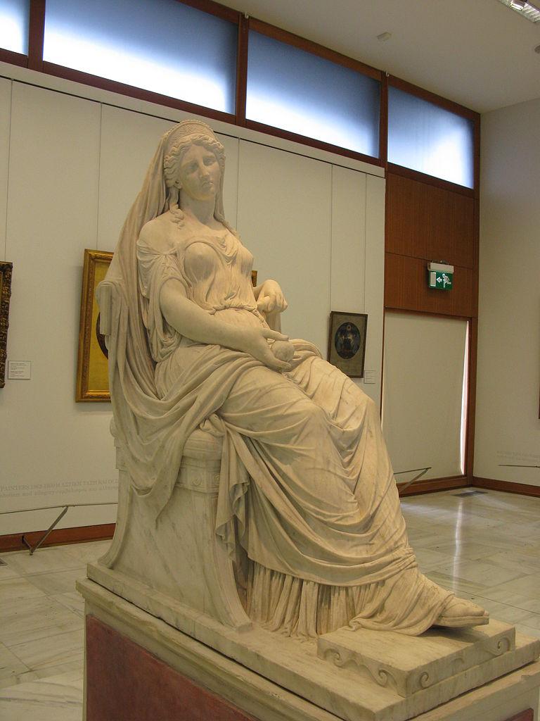 Национальная художественная галерея Афин, Пенелопа