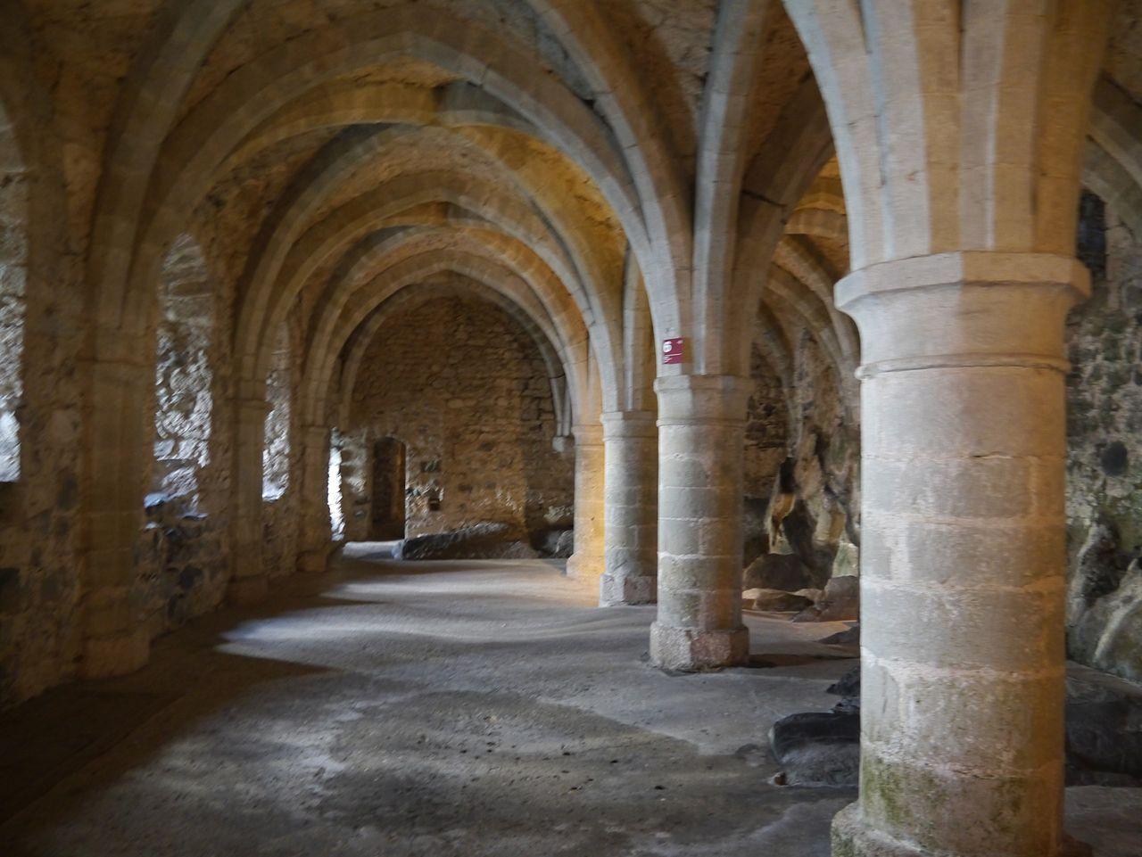 Шильонский замок, тюрьма