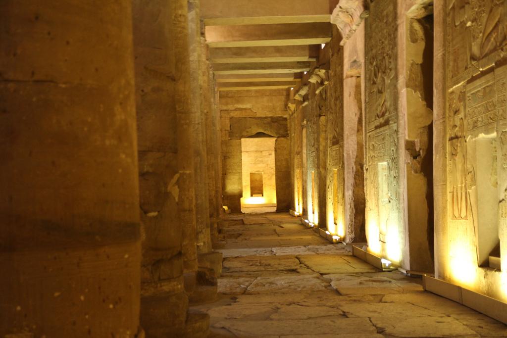 Абидосский храм, религиозный центр Древнего Египта