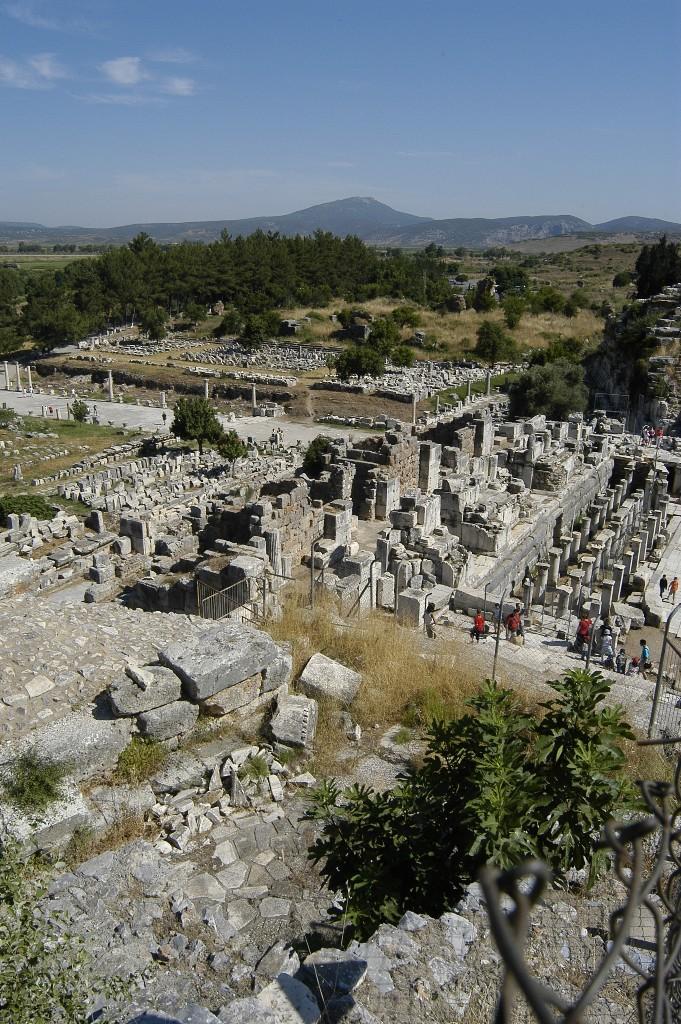 Археологический комплекс в Эфесе