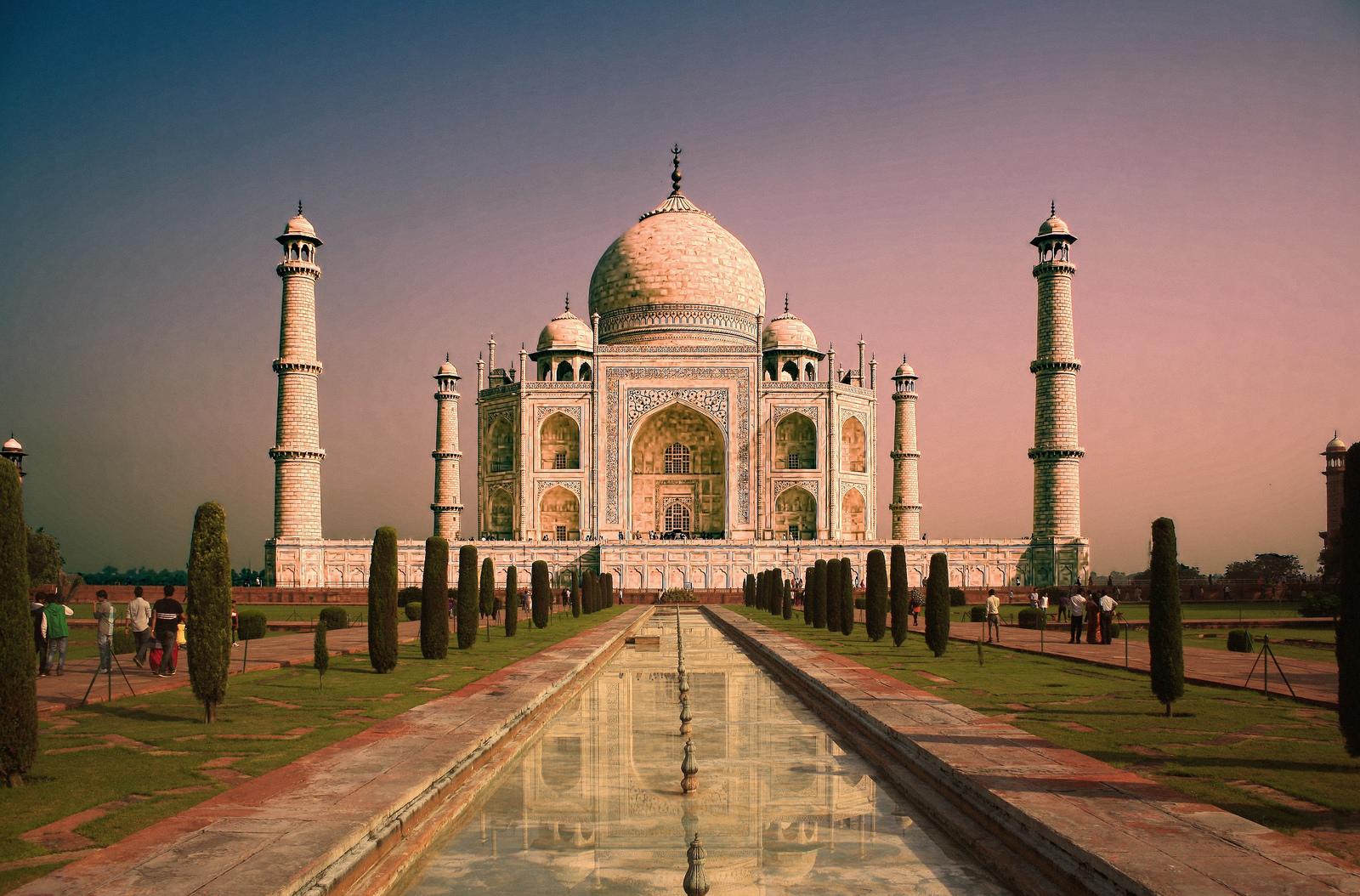 Дворец Тадж-Махал, Индия
