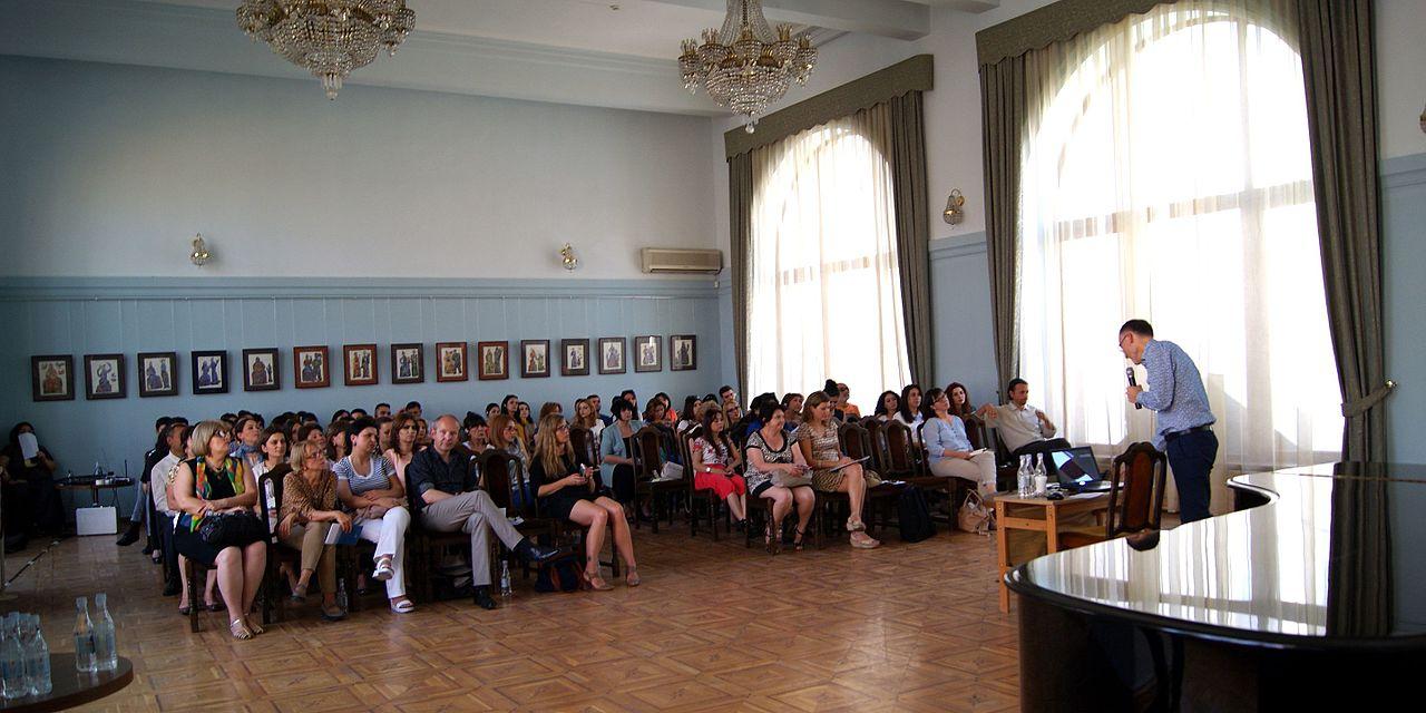 Дом-музей Арама Хачатуряна, мастер-класс для музейных работников