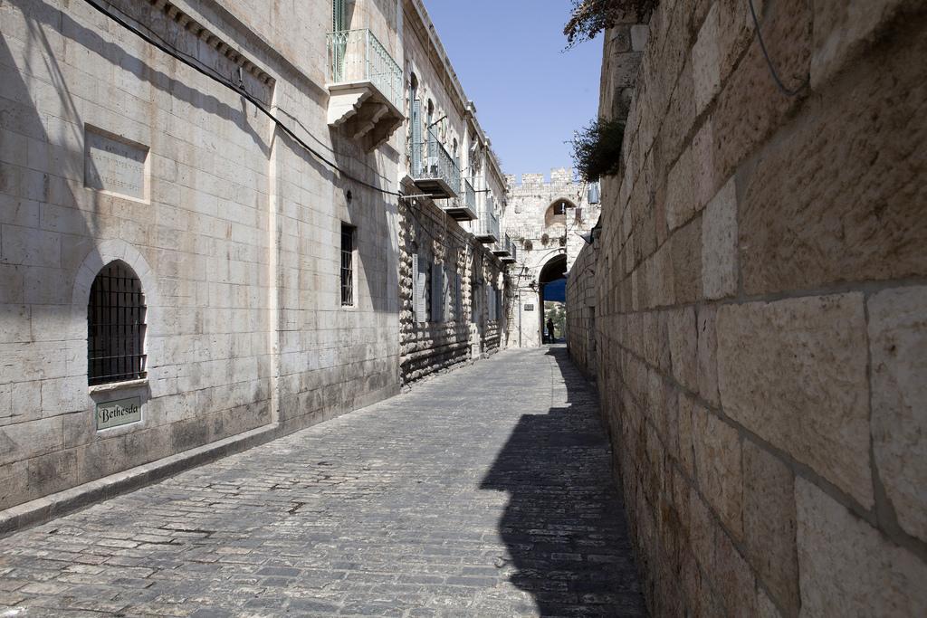 Дорога Скорби, Иерусалим