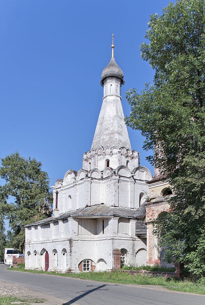Кремль Переславля-Залесского, церковь Петра Митрополита