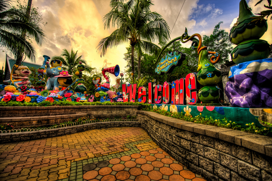 Парк «Фантазия» на Пхукете