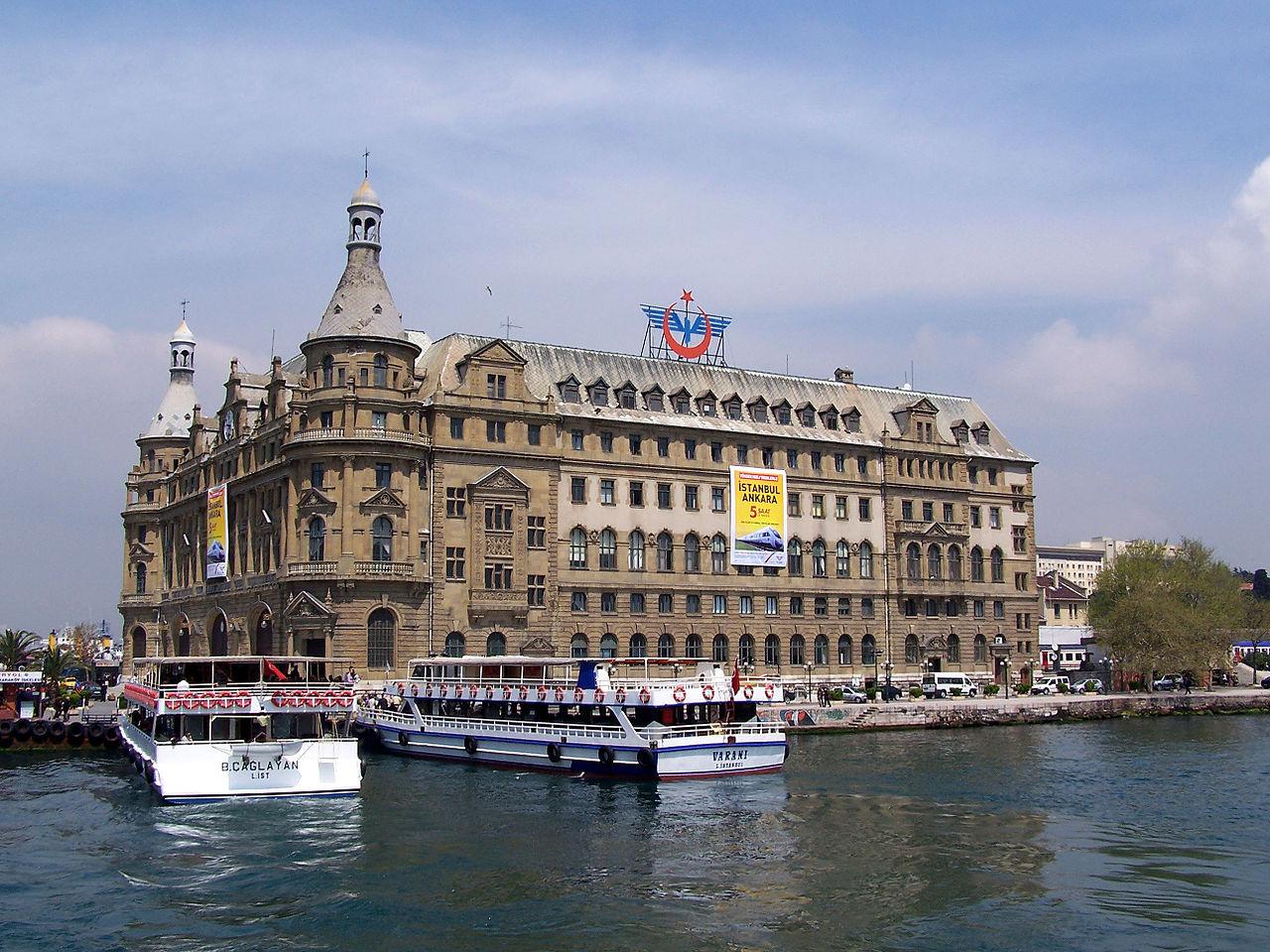 Вокзал Хайдарпаша, Стамбул