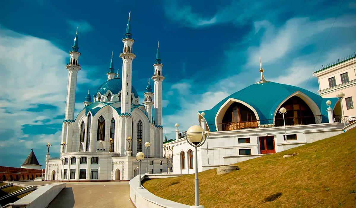 Кул-Шариф в Казани