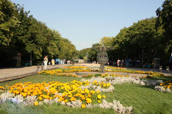 парк поддубного в ейске фото статье
