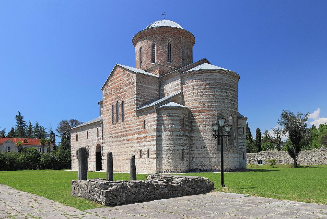 Патриарший собор, Пицунда