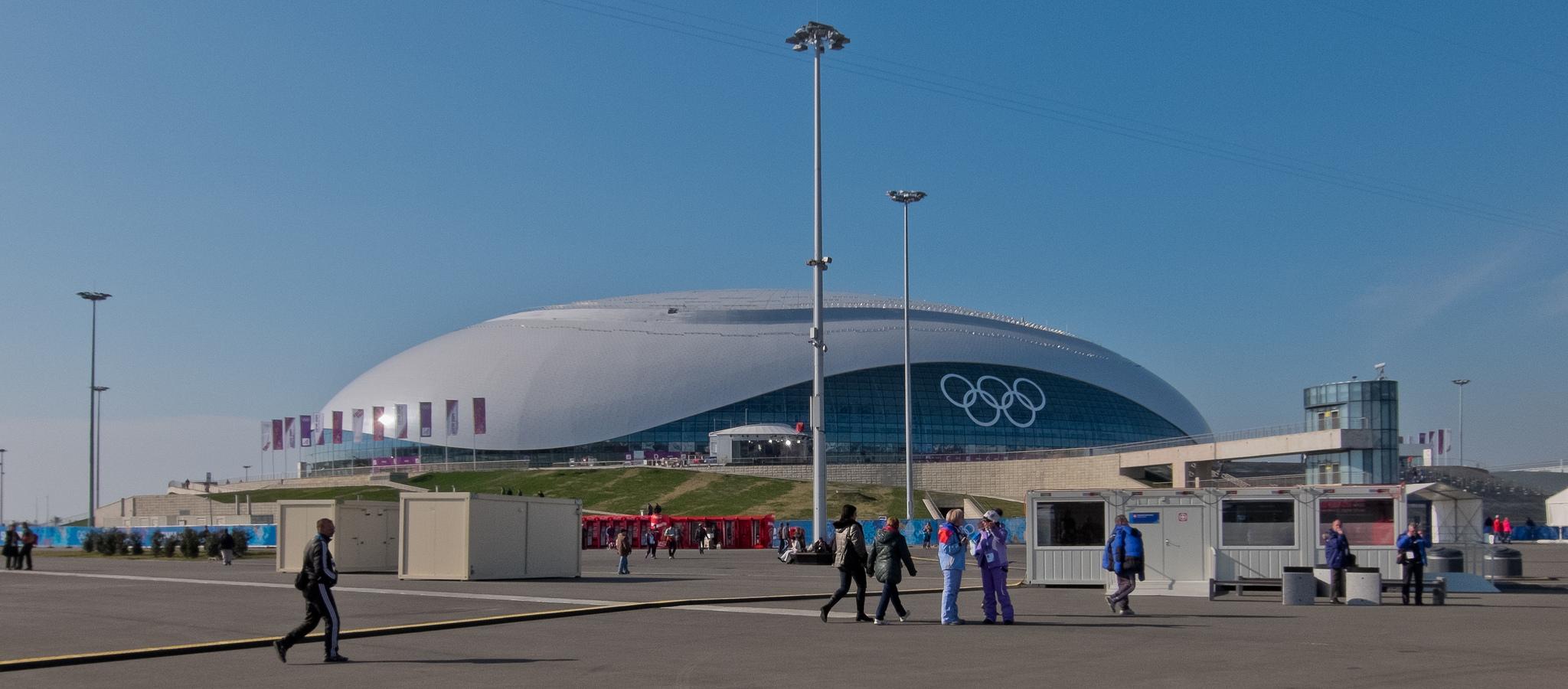 Арена в Олимпийском парке Сочи, Сочи